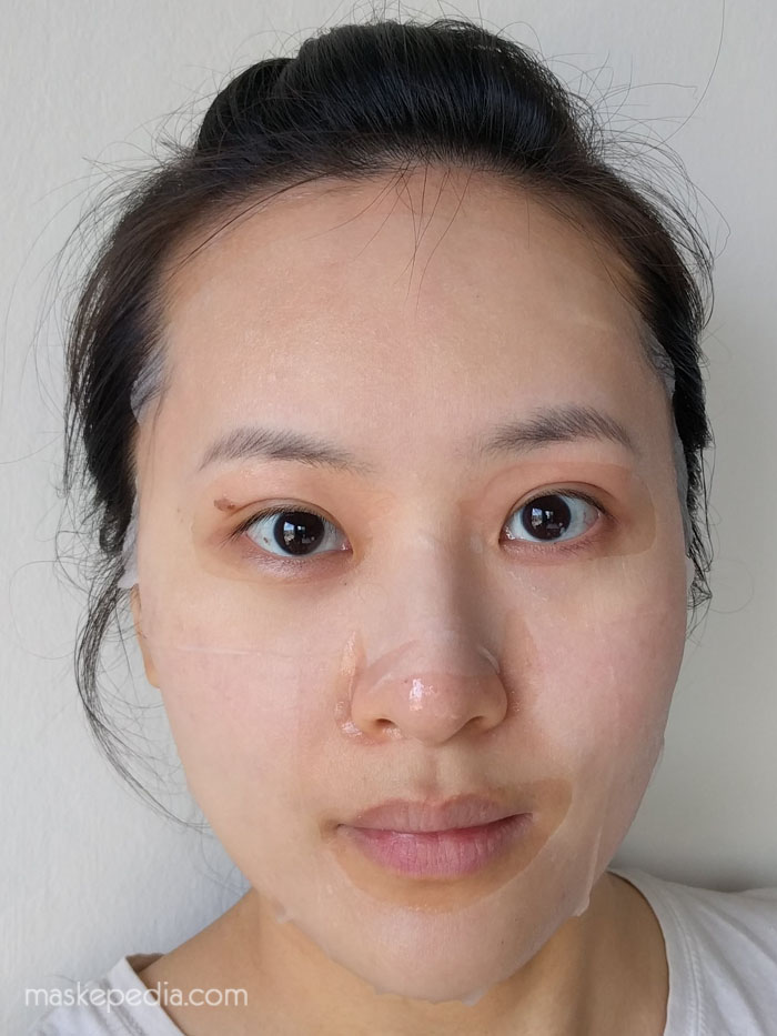 So Natural Centella Facial Thin Mask