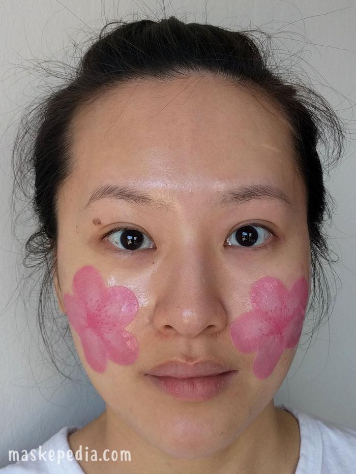 A. by Bom 2-Step Ultra Floral Leaf Mask