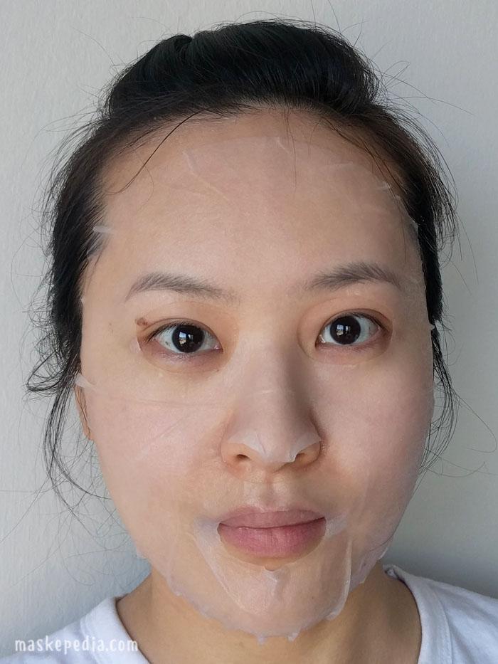 A'pieu Icing Sweet Bar Hanrabong Sheet Mask