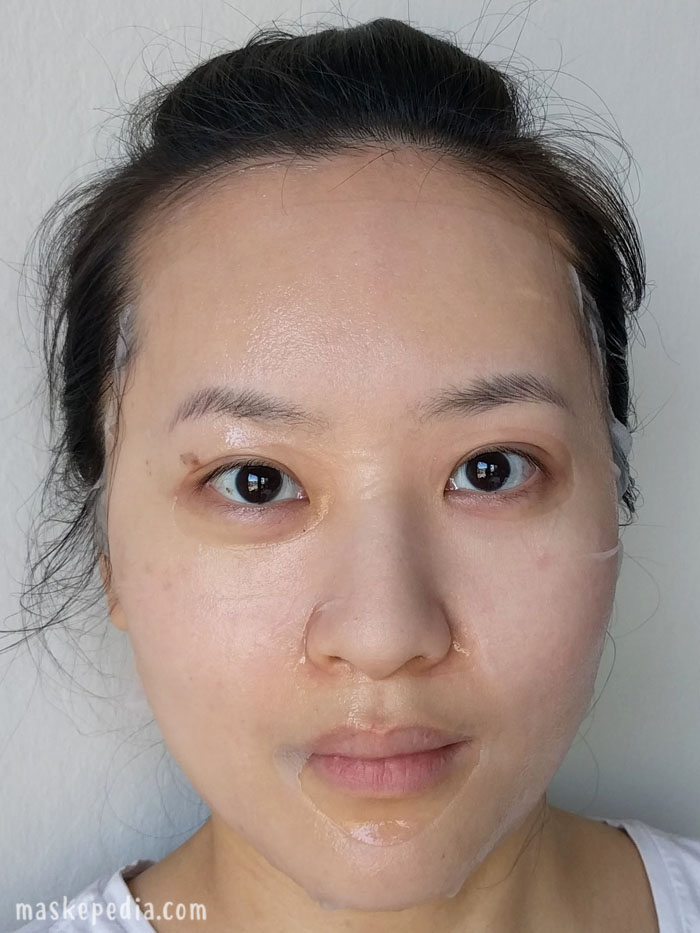 A'pieu My Skin Fit Sheet Mask - Rose