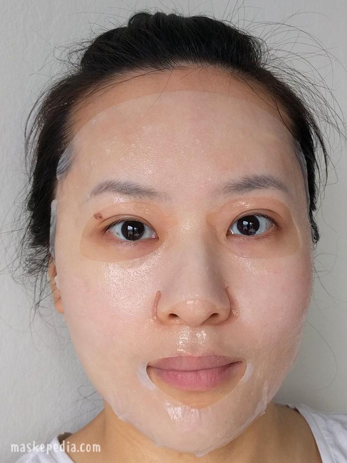 Banobagi Vita Genic Relaxing Jelly Mask