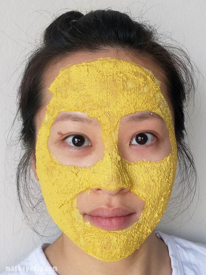 YLLO Beauty Turmeric Facial Mask