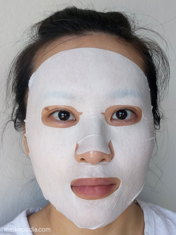 Huxley Secret of Sahara Mask: Oil in Extract