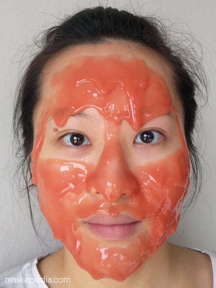 MD's Pick Goji Water Rubber Mask