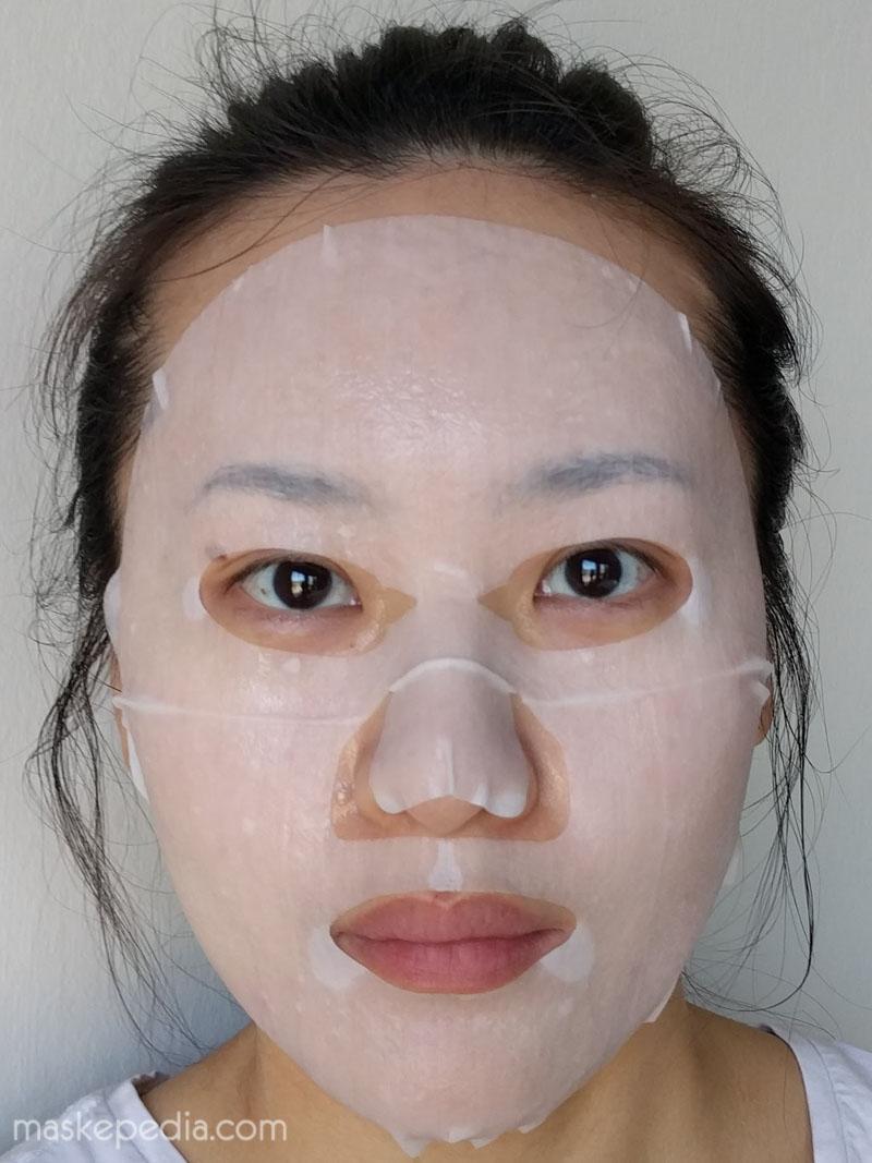 Ariul Kale & Grapefruit Juice Cleanse Mask