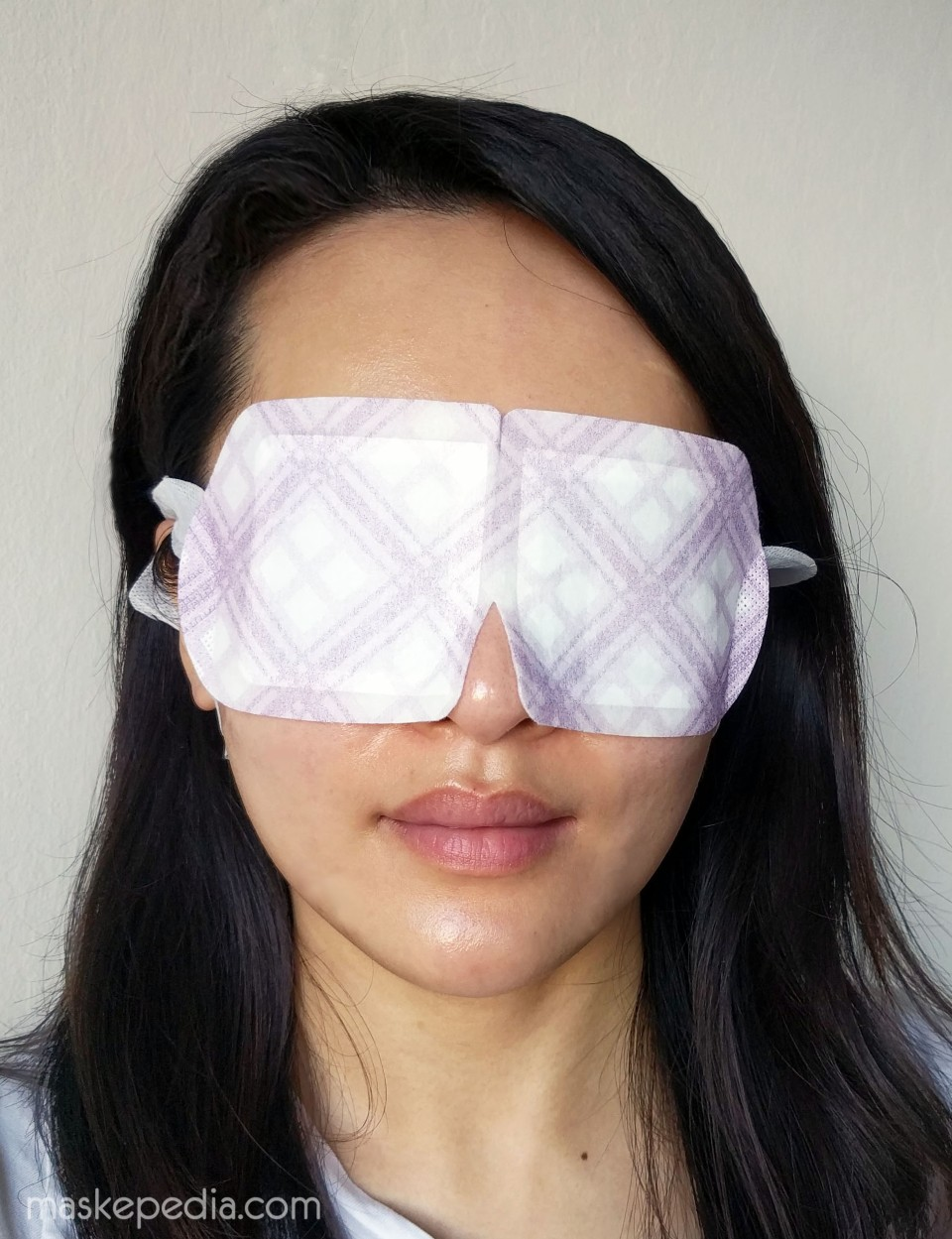 Kao Megrhythm Steam Hot Eye Mask - Rose