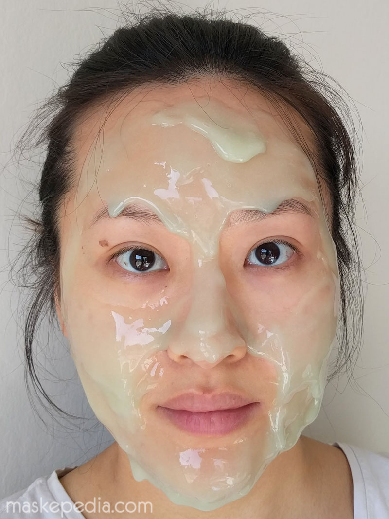 MD's Pick A.C Clarifying Water Rubber Mask